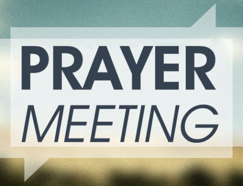 Inter-Denominational Prayer Meeting