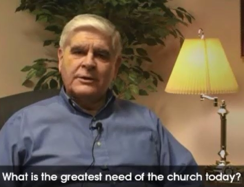 What is the Greatest need of the church today?