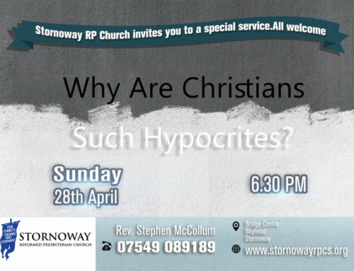 Special Service – Why Are Christians Such Hypocrites?